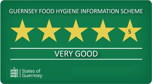 Food Hygiene Ratings - States of Guernsey