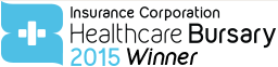 Healthcare Bursary Winner Logo
