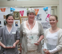 Nurse, Carer and Midwife of the Year Winners 2016
