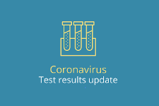 Test Results Update